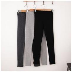 Maymaylu Dreams - 内裤裤。暖呼呼刷毛百搭裤