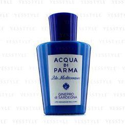 Acqua Di Parma - Blu Mediterraneo Ginepro Di Sardegna Energizing Body Lotion