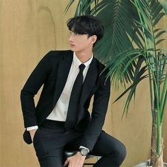 Seoul Homme - Slim-Fit Blazer