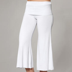 Almaz.C Active - Wide-Leg Cropped Pants