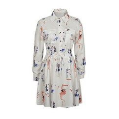 Flore - 印花连衣裙