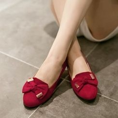 YOUIN - Bow-Accent Flats