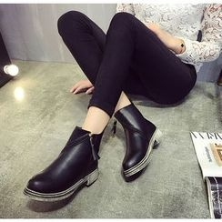 Chryse - 拉链短靴