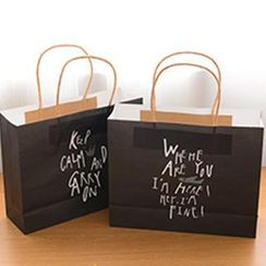 Good Living - Printed Gift Bag