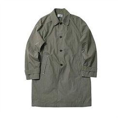 THE COVER - Single Button Raglan-Sleeve Jacket