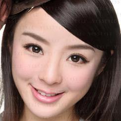 GEO - 可麗貓隱形眼鏡 XHC-507 (可愛可可啡)