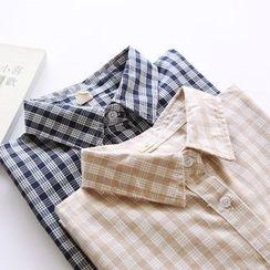 Bonbon - Plaid Skirt