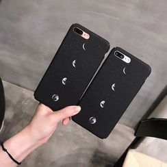 Homap - Moon Print Mobile Case - iPhone 7/ 7plus/ 6s / 6s Plus