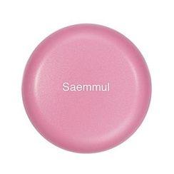 The Saem - Sammul Smile Bebe Blusher (#03 Bling Pink)