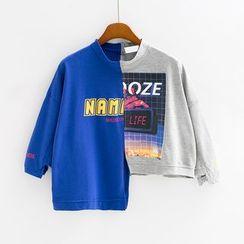 Sunny Day - Asymmetric T-Shirt