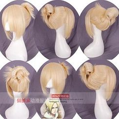 Coshome - Attack on Titan Annie Leonhardt Cosplay Wig