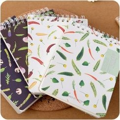 Eggshell Houseware - Print A6 Notebook