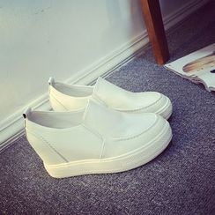 kokoin - Hidden Wedge Slip-Ons