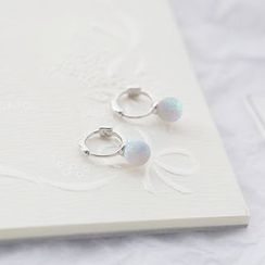 Love Generation - Opal Mini Hoop Earrings