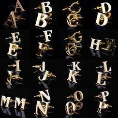 Xin Club - 字母袖扣