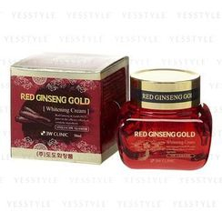 3W Clinic - Red Ginseng Gold Whitening Cream