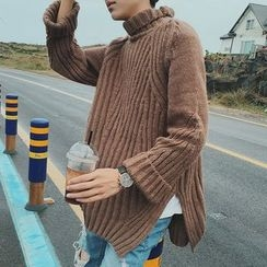 Streetstar - Cable Knit Sweater