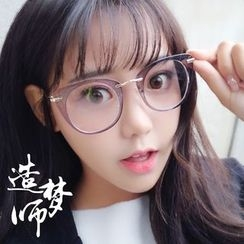 Reveries - Retro Round Glasses