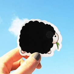 Full House - Sheep Sticky Note 25 pcs