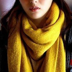 Goldenrod - Knit Scarf