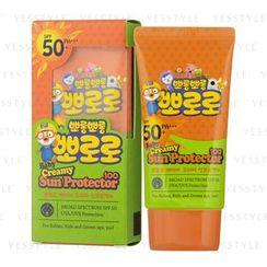 Pororo - Baby Creamy Sun Protector 100 SPF 50+ PA+++