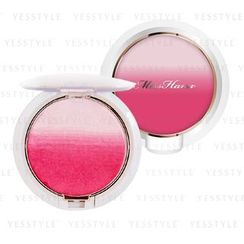 Miss Hana - Apple Cheek Gradation Powder Blush (#01 Pink Moscatel)