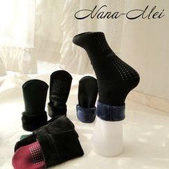 NANA Stockings - Fleece-Lined Socks