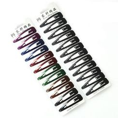 Homy Bazaar - 十二件套: 髮夾