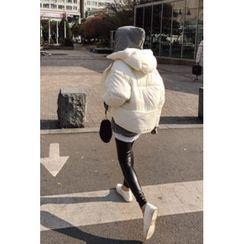 migunstyle - Hooded Padded Jacket