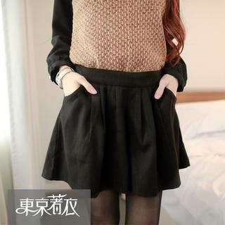 Tokyo Fashion - Pleated Culottes