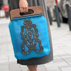 Du0 - Butterfly Handbag