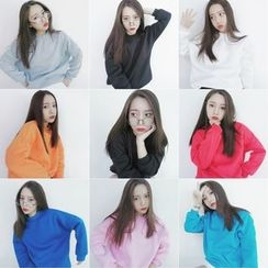 伊之戀 - 純色套衫