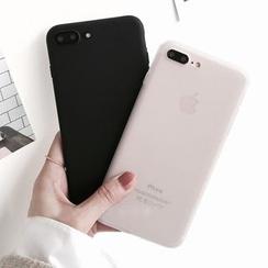 Milk Maid - iphone6/6s/6plus/7/7plus保護套