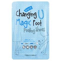 Tony Moly 魔法森林家園 - Changing You Magic Foot Peeling Shoes