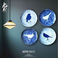 Joto - 陶瓷礼物装饰摆挂墙盘