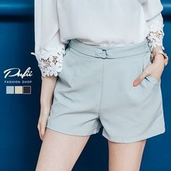 PUFII - Plain Shorts