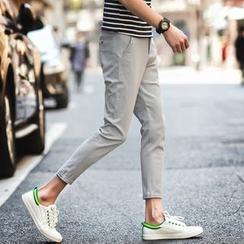 ZZP HOMME - Plain Pants