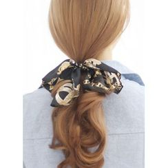 kitsch island - Bow Pattern Hair Tie