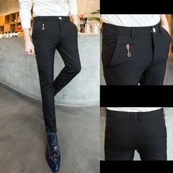 Orizzon - Paneled Slim-Fit Pants