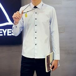 Alvicio - Plain Shirt