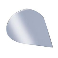 ioishop - Mirror Sticker - Silver