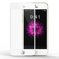 SIKAI - Tempered Glass Protective Film - Apple iPhone 6 Plus