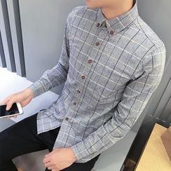 Besto - 格子衬衫