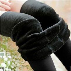 ENZA - Fleece Lined Stirrup Leggings