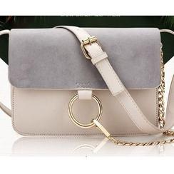 LineShow - Flap Crossbody Bag