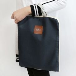 Cute Essentials - Canvas Document Sleeve