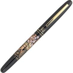 Kuretake - Kuretake Brush Pen Makie Monogatari Sakuraen (Black)