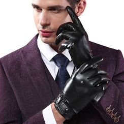 Agisnow - Genuine Leather Gloves