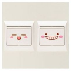 OH.LEELY - Electric Switch Stickers