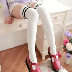Coshield - Striped Stockings